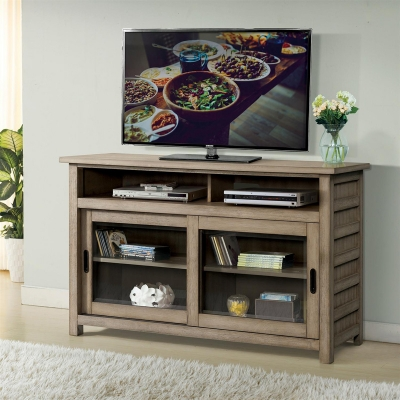 Riverside 54 Inch TV Console