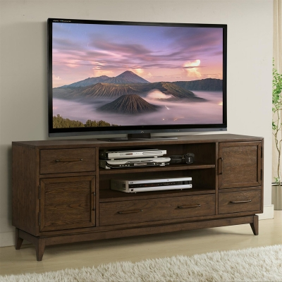 Riverside 74 Inch TV Console