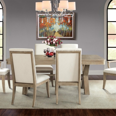Riverside Trestle Dining Table