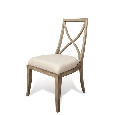 Riverside X Back Upholstered Side Chair