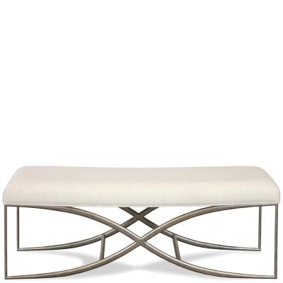 Riverside Upholstered Bed Bench