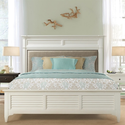 Riverside Upholstered Bed
