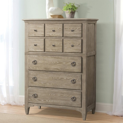 Riverside Five Drawer Chest