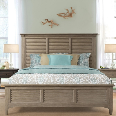 Riverside Louver Bed