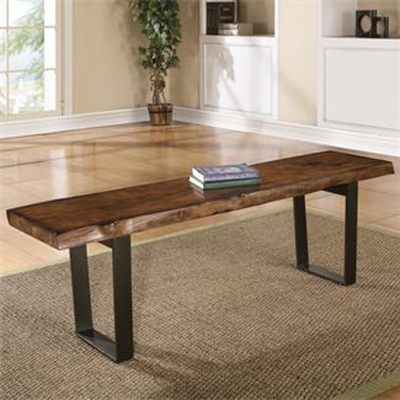 Riverside Bench Coffee Table