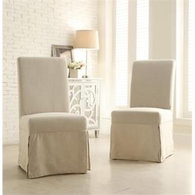 Riverside Slipcover Parsons Chair