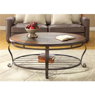 Riverside Oval Coffee Table