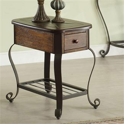 Riverside Chairside Table