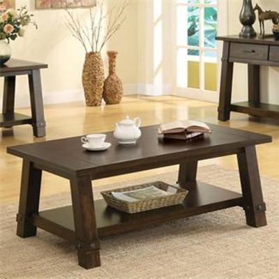Riverside Angled Leg Coffee Table
