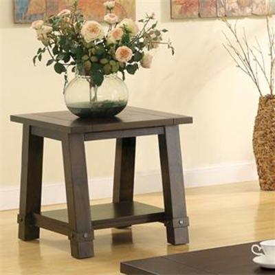 Riverside Angled Leg End Table