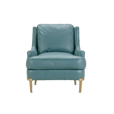 Robin Bruce Leather Chair