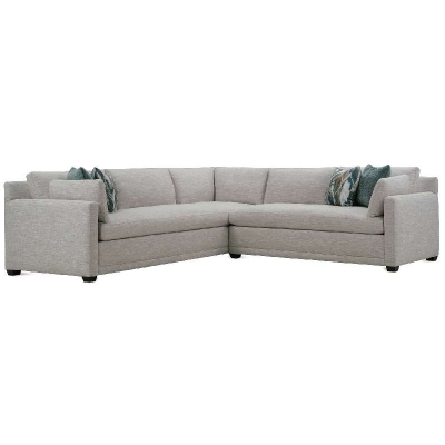 Robin Bruce Bench Seat Sectional Sofa