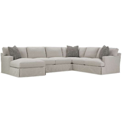Rowe Slipcover Sectional Sofa