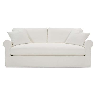 Rowe Bench Cushion Slipcover Sofa