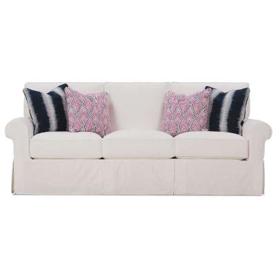 Rowe Slipcover Queen Sleeper Sofa