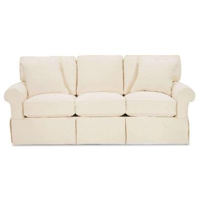 Rowe 3 Seat Slipcover Queen Sleeper Sofa