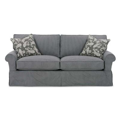 Rowe 2 Seat Slipcover Queen Sleeper Sofa