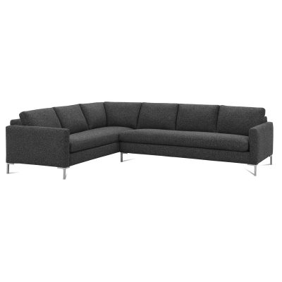 Rowe Plain Back Sectional