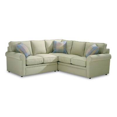 Rowe 9252 Rowe Sectional Brentwood Sectional Discount Furniture At Hickory Park Furniture Galleries