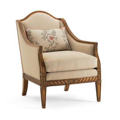 Schnadig International Wood Chair