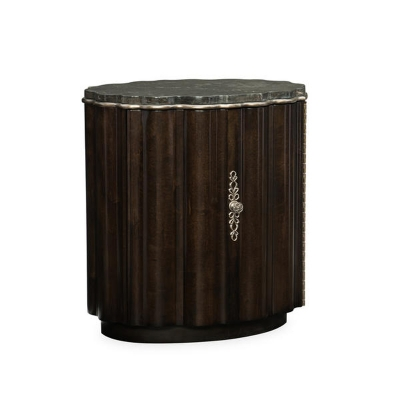 Caracole Drum Table