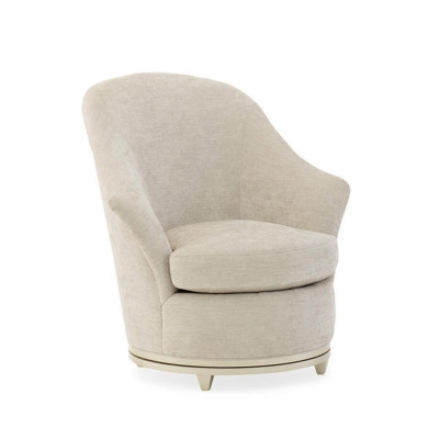 Caracole Swivel Chair