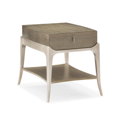 Caracole Storage End Table