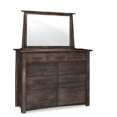 Simply Amish Mule Chest Mirror