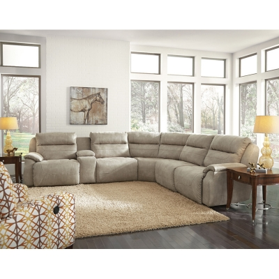 Southern Motion Five Star Sectional