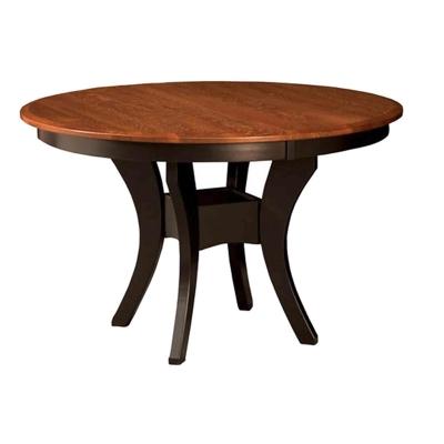 Still Fork Garland Single Pedestal Table