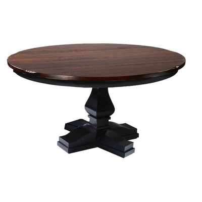 Still Fork Tuscany Single Pedestal Table