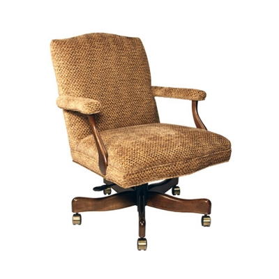 Style Upholstering Swivel Chair