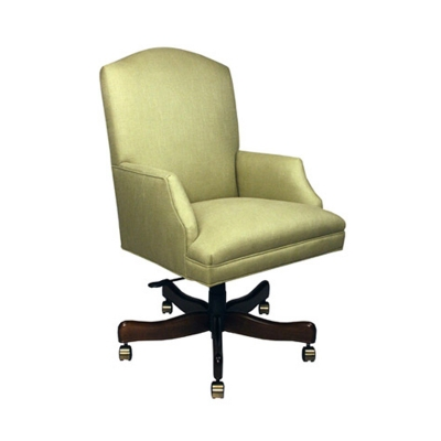 Style Upholstering Swivel Arm Chair