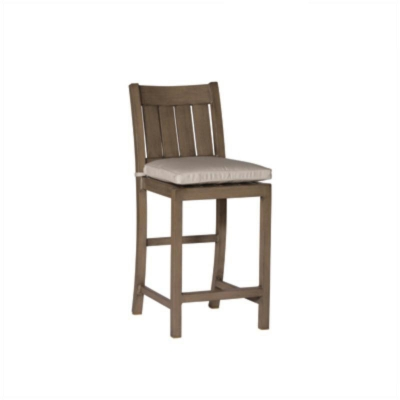 Summer Classics 3328 Club Aluminum Counter Stool Discount Furniture At Hickory Park Furniture