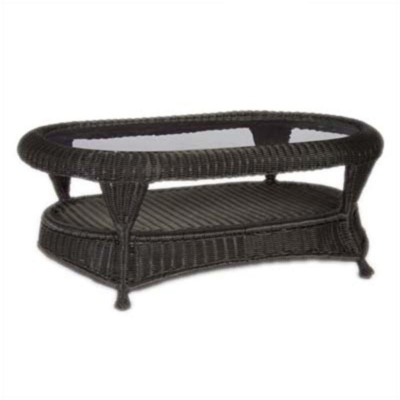 Summer Classics 3129 Classic Wicker Coffee Table Discount Furniture At Hickory Park Furniture