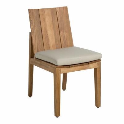 Summer Classics Teak Side Chair