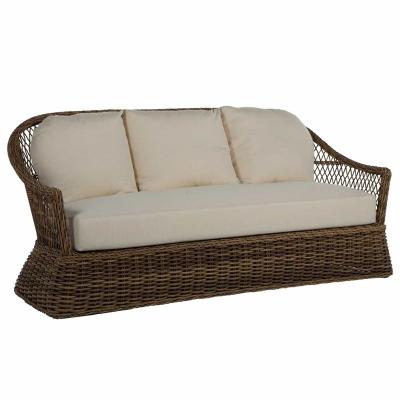 Summer Classics Wicker Sofa