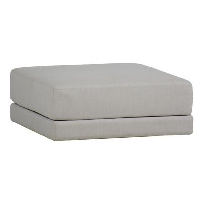Summer Classics Upholstered Ottoman