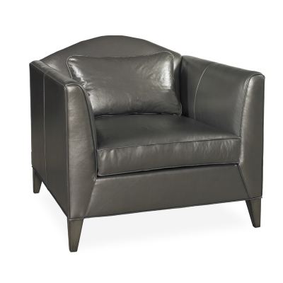 Swaim Leather Chair