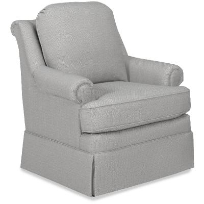 Temple Swivel Chair