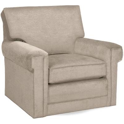 Temple Swivel Chair Glider