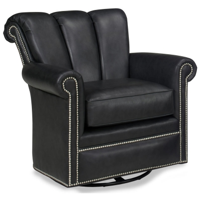 Temple 24805gl Braxton Leather Chair Discount Furniture At