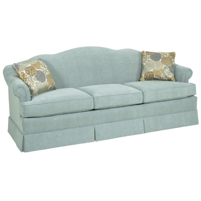 Temple 620 86 Yorktown Sofa Discount Furniture At Hickory