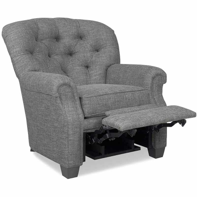 Temple Chair with Foot Rest