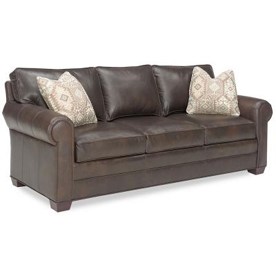 Temple Leather Sofa