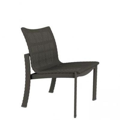 Tropitone Woven Side Chair