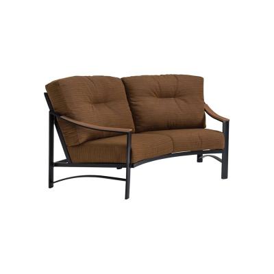 Tropitone Cushion Crescent Love Seat