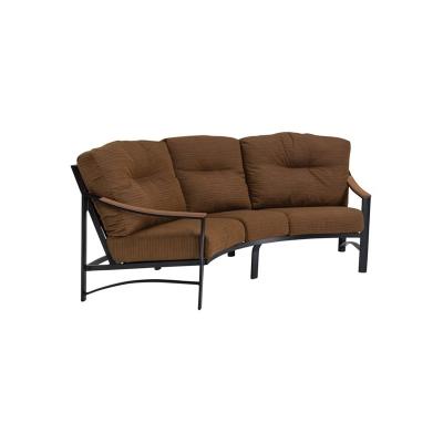 Tropitone Cushion Crescent Sofa