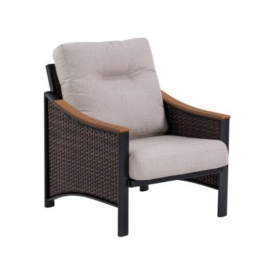 Tropitone Woven Lounge Chair