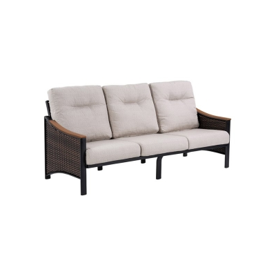 Tropitone Woven Sofa